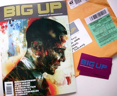 big up magazine