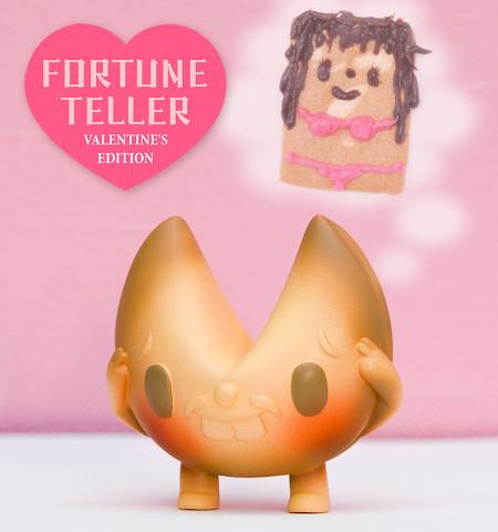 Fortune Teller Valentines Edition