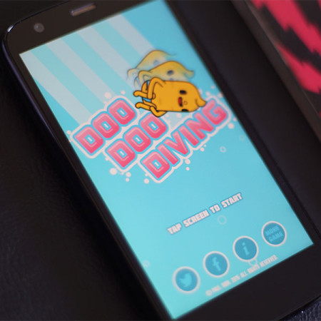 Doo Doo Diving Android Teaser