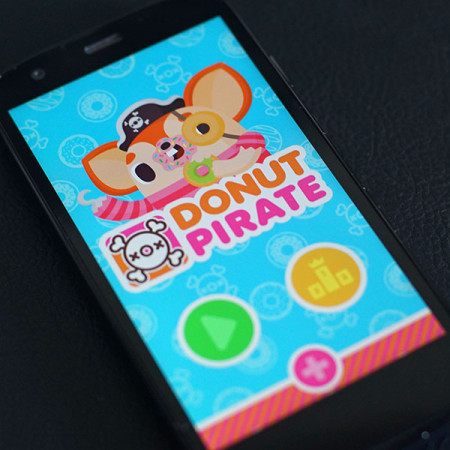 Donut Pirate on Google Play