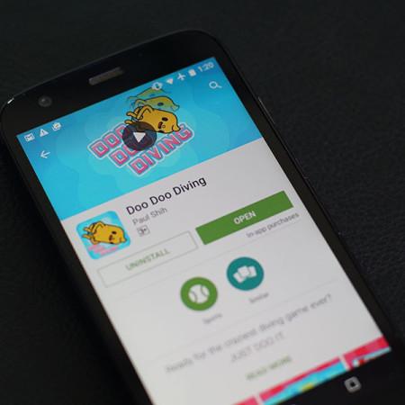 Doo Doo Diving on Google Play